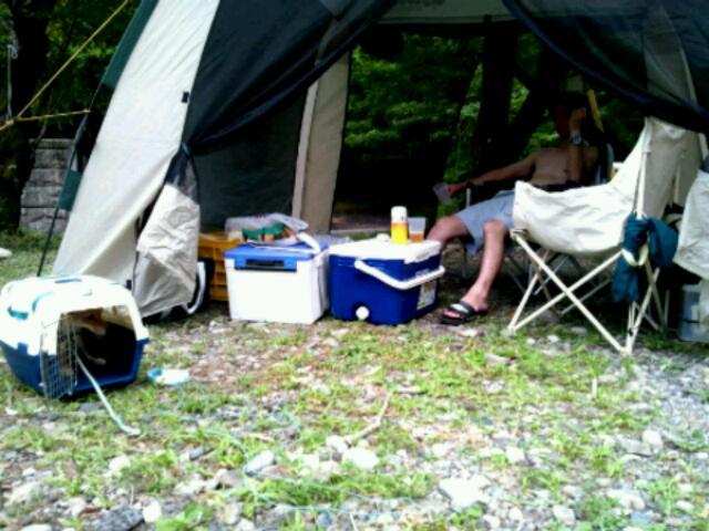 川湯野営場木魂の里キャンプ場